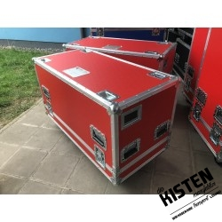 Haubencase 2 x Meyer Sound...