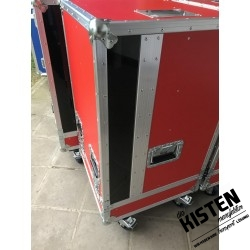 Haubencase 4 x Meyer Sound...